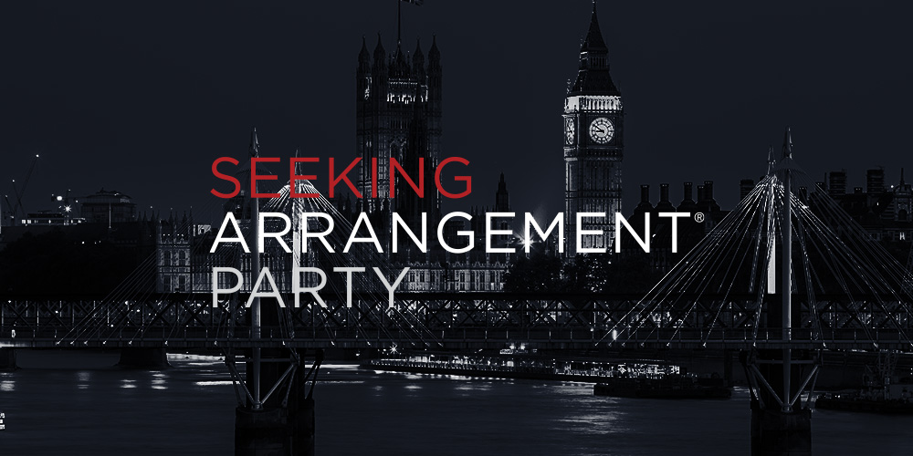 SeekingArrangement Party London 2017